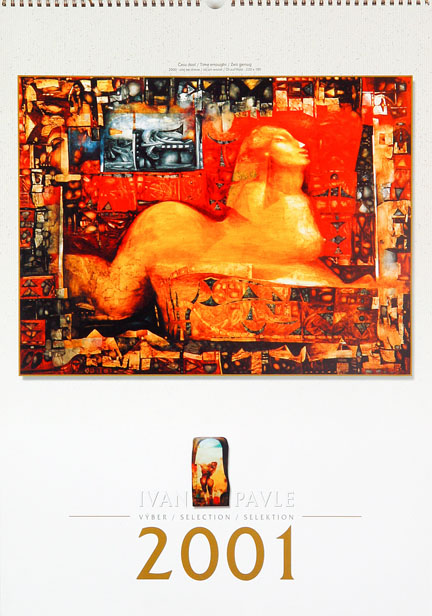 2001 PAVLE kalendar