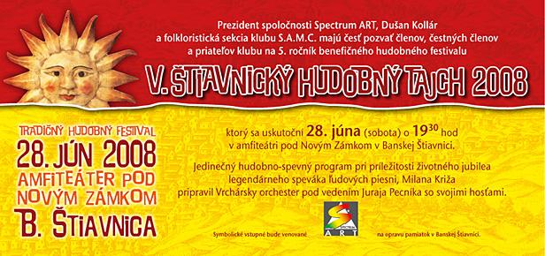 2008 5 Stiavnicky Tajch