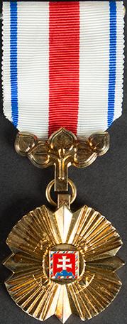 Medaila prezidenta Slovenskej Republiky