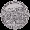 Pamätná plaketa Veľvyslanectva SR Parížske mosty