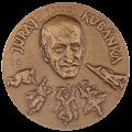 Pamätná medaila Juraja Kubánku