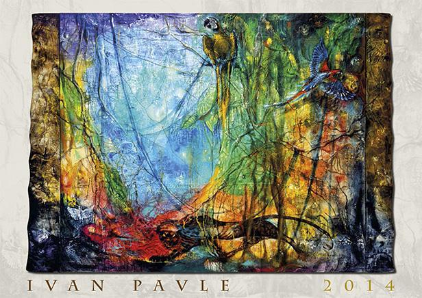 Pavle kalendar 2014