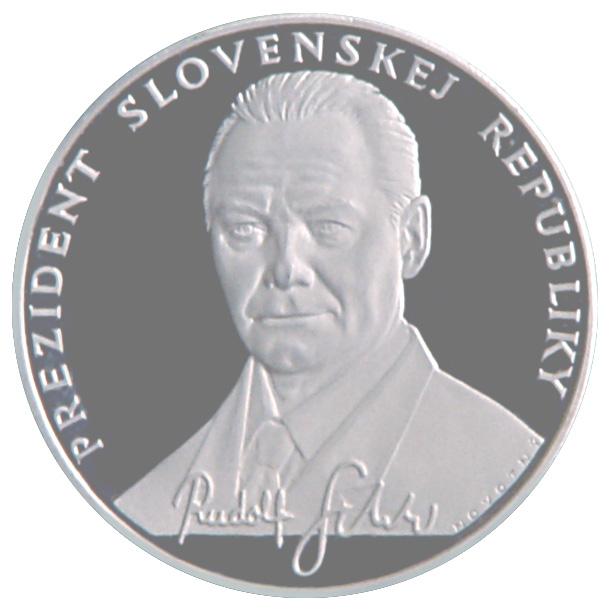 Strieborná medaila prezidenta SR
