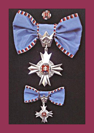 Kríž prezidenta SR II. stupňa